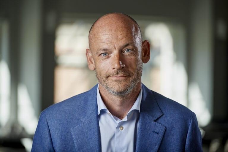 Stefan Hermann, formand for Danske Professionshøjskoler