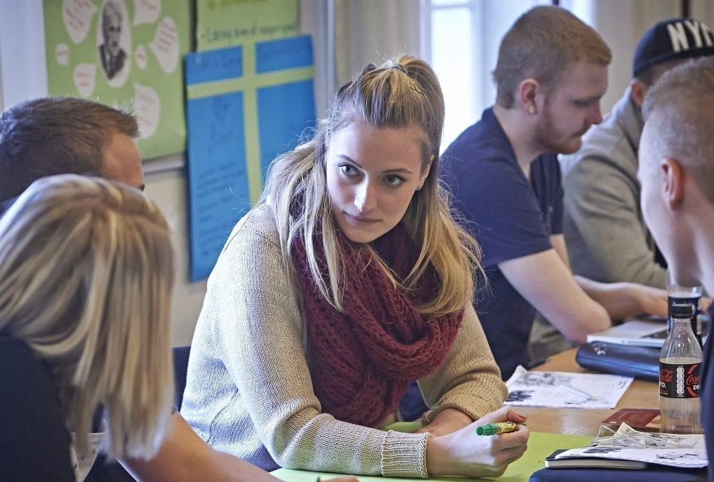 Flere unge søger læreruddannelsen uden for de store byer