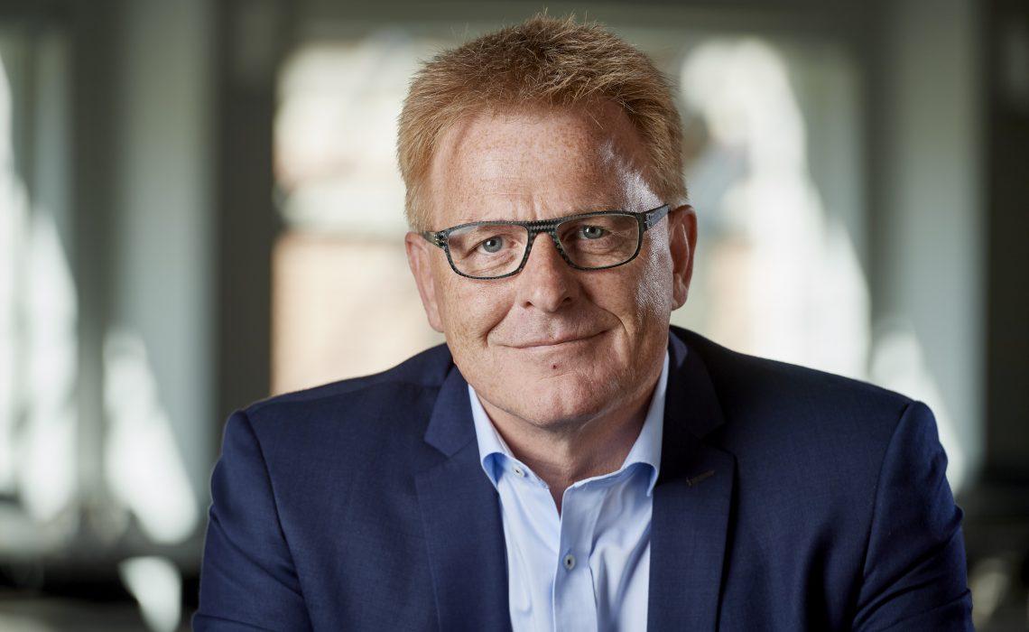 Danske ProfessionshøjskolerFormand for formandskollegietPeter Sørensen