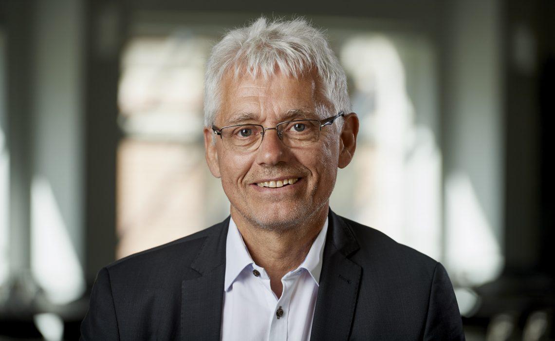Danske ProfessionshøjskolerErik Knudsen