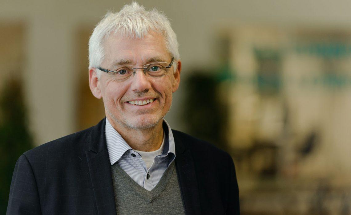 Rektor Erik Knudsen, University College Lillebælt og formand for Danske Professionshøjskolers Uddannelsespolitiske Udvalg