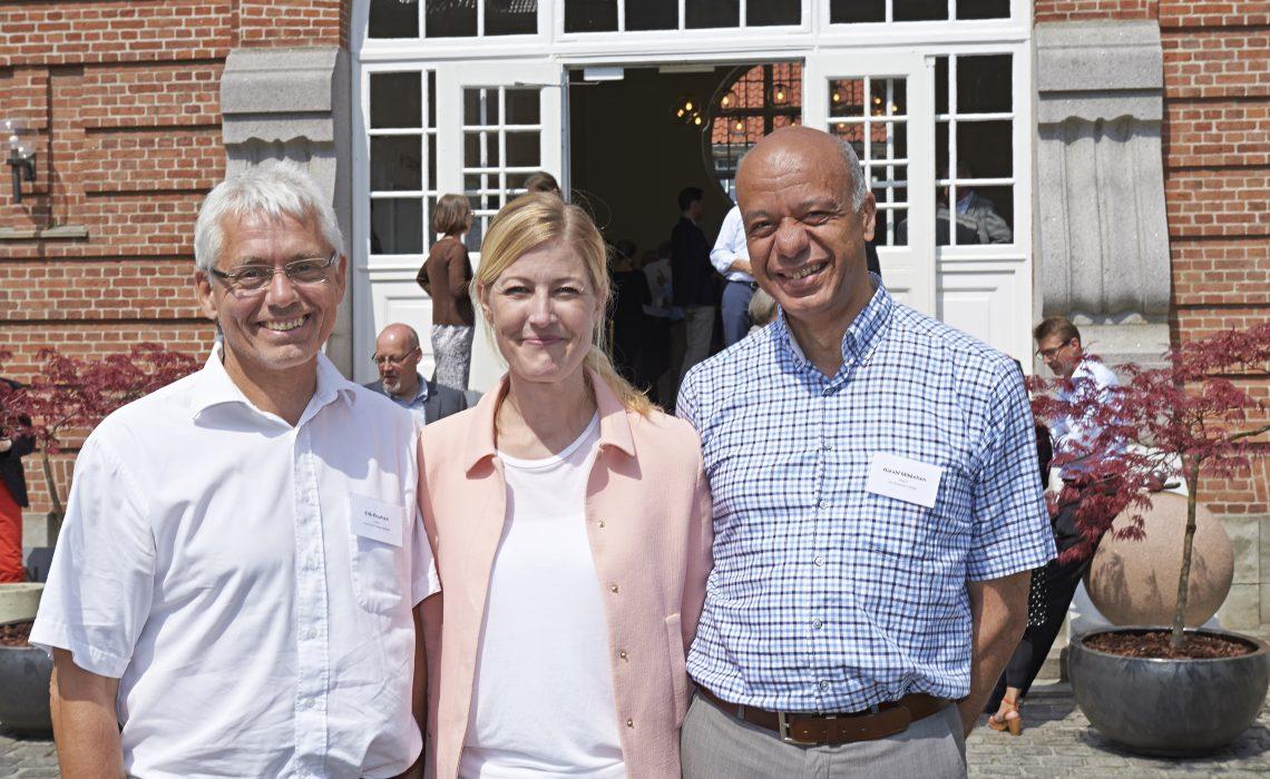 Professionshøjskolernes  Årsmøde på Koldingfjord 22.maj 2014