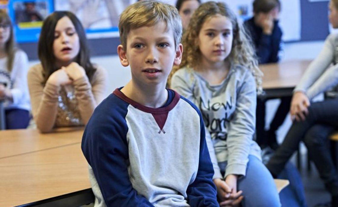 Elever i 3. B på Katrinedals Skole i Vanløse er er del af et projekt om tidlig matematikindsats (TMTM) som beskrives i PROFVIDEN.