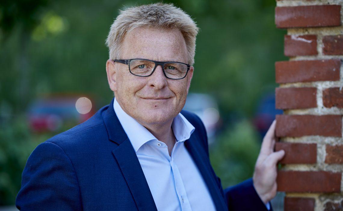 Danske Professionshøjskoler Formand for formandskollegiet Peter Sørensen