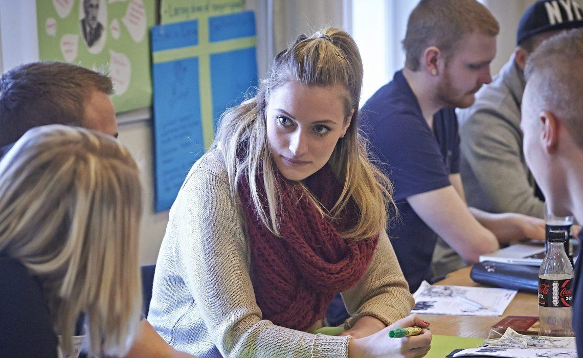 Lærer uddannelsen påZahles i KøbenhavnUCC Danske Professionshøjskoler