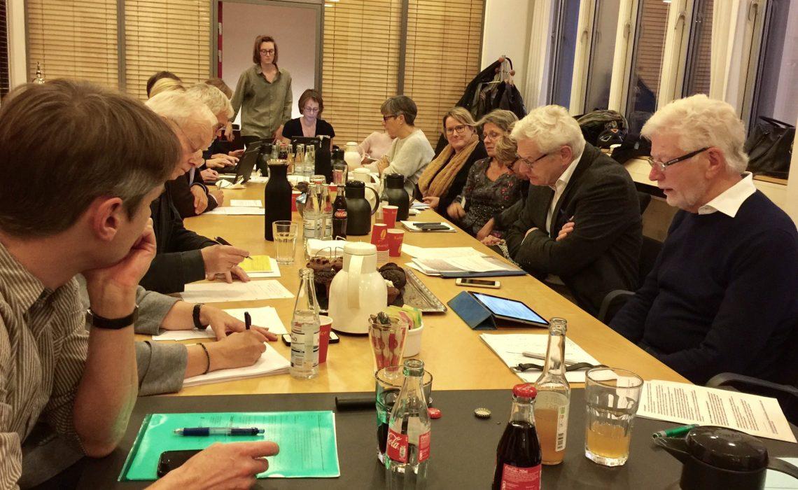 Bestyrelser og uddannelsesudvalg til workshop. Afsættet er en FTF-undersøgelse af arbejdet i professionshøjskolernes uddannelsesudvalg.